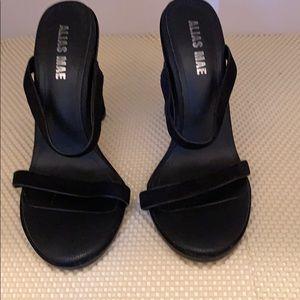Amina sandals